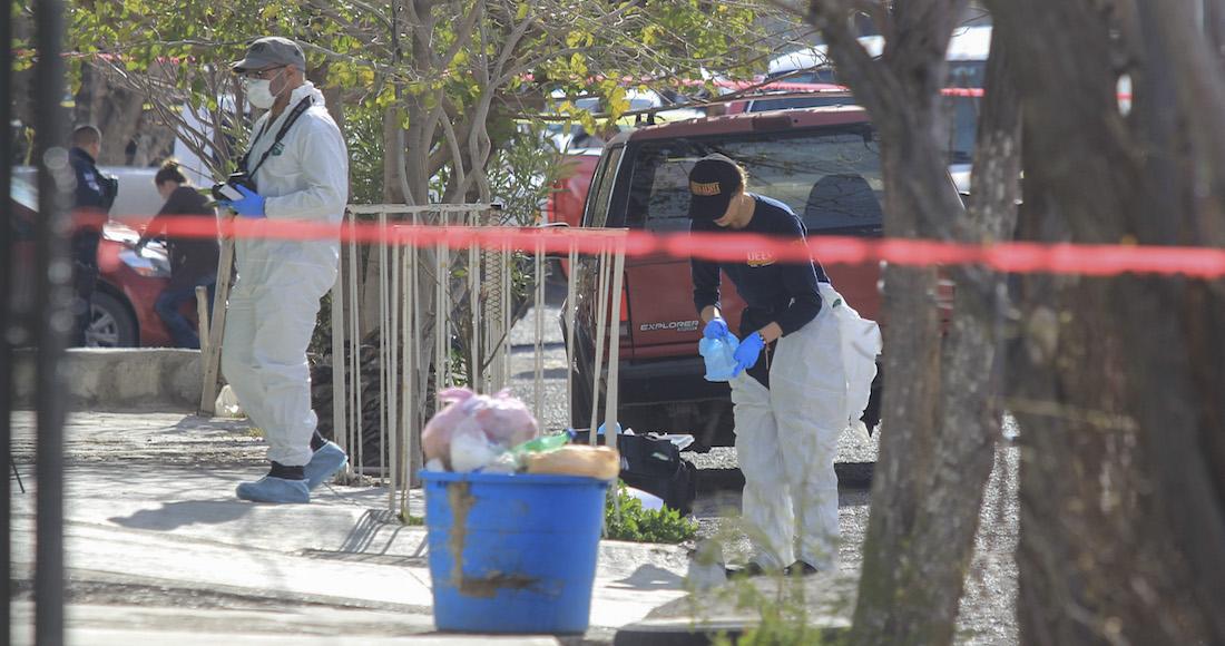 Sujetos armados ejecutan a 11 personas dentro de una casa en Ciudad Juárez, Chihuahua