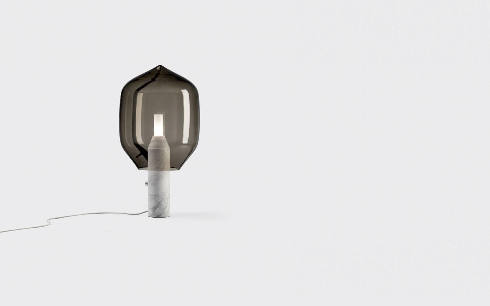 Purefecto: Lighthouse Lamp by Ronan & Erwan Bouroullec