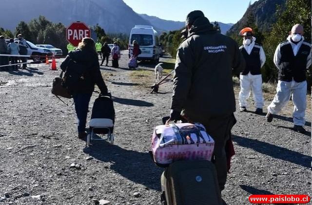 paso fronterizo Futaleufú