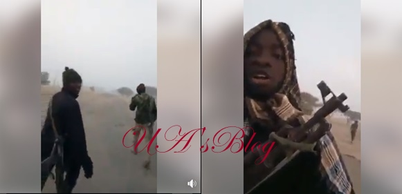 BREAKING!!! 'Many Men Don Fall O. No Weapons, We Are Going Home For New Year' – Soldiers Cry Out! (Video)