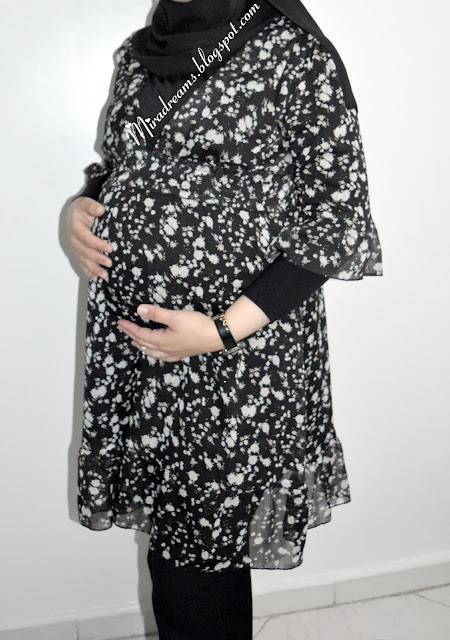 LookBook [2] : Quatre looks pour une grossesse XXL
