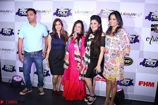 Pre Celetion Of India Premiere Edm Holi Festival With Many Bollywood Celebrities   9th March 2017 030.JPG