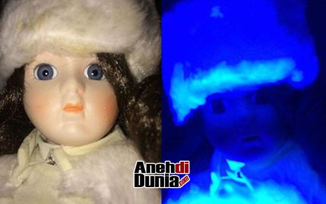Boneka Berhantu