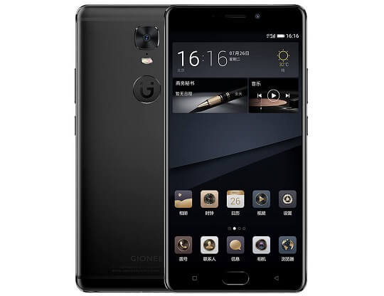 Gionee M6S Plus Now Official; 6GB RAM, 256GB ROM and 6020mAh Battery