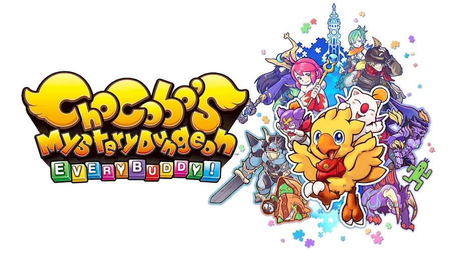 chocobos mystery dungeon every buddy square enix