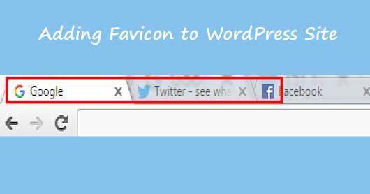 How to Add a Favicon to Your WordPress Site Step by Step Guide -  Meralesson - Blogger, Wordpress, SEO, Programming, PHP, Html, CSS Tutorials Blog