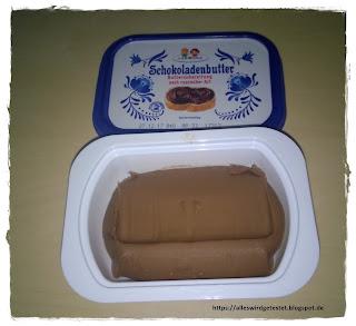 Lakomka Schokoladenbutter