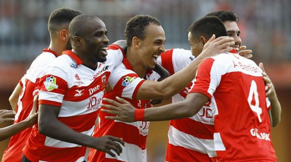 Madura United Boyong Kekuatan Penuh Hadapi Arema FC