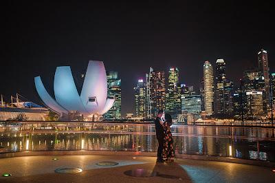 FOTOGRAFER MEDAN PREWEDDING SINGAPURA