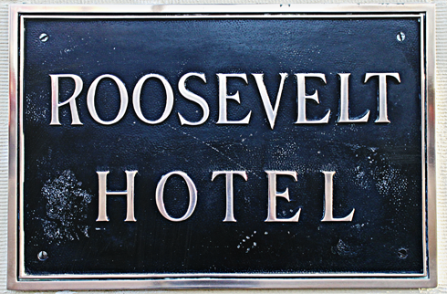 hollywood roosevelt hotel photography