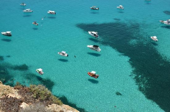 LAMPEDUSA Pelagie Islands, Sicily