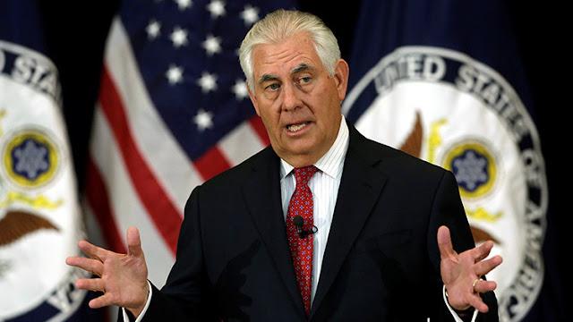 Tillerson insta a Catar y a los países árabes al diálogo