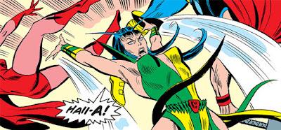 Mantis vs the Avengers
