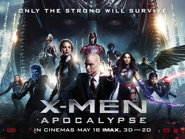 X-Men: Apocalypse (2016