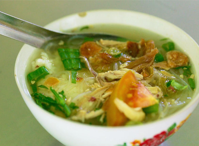Resep Soto Ayam Bening Enak Banget | Tips Resep Masakan