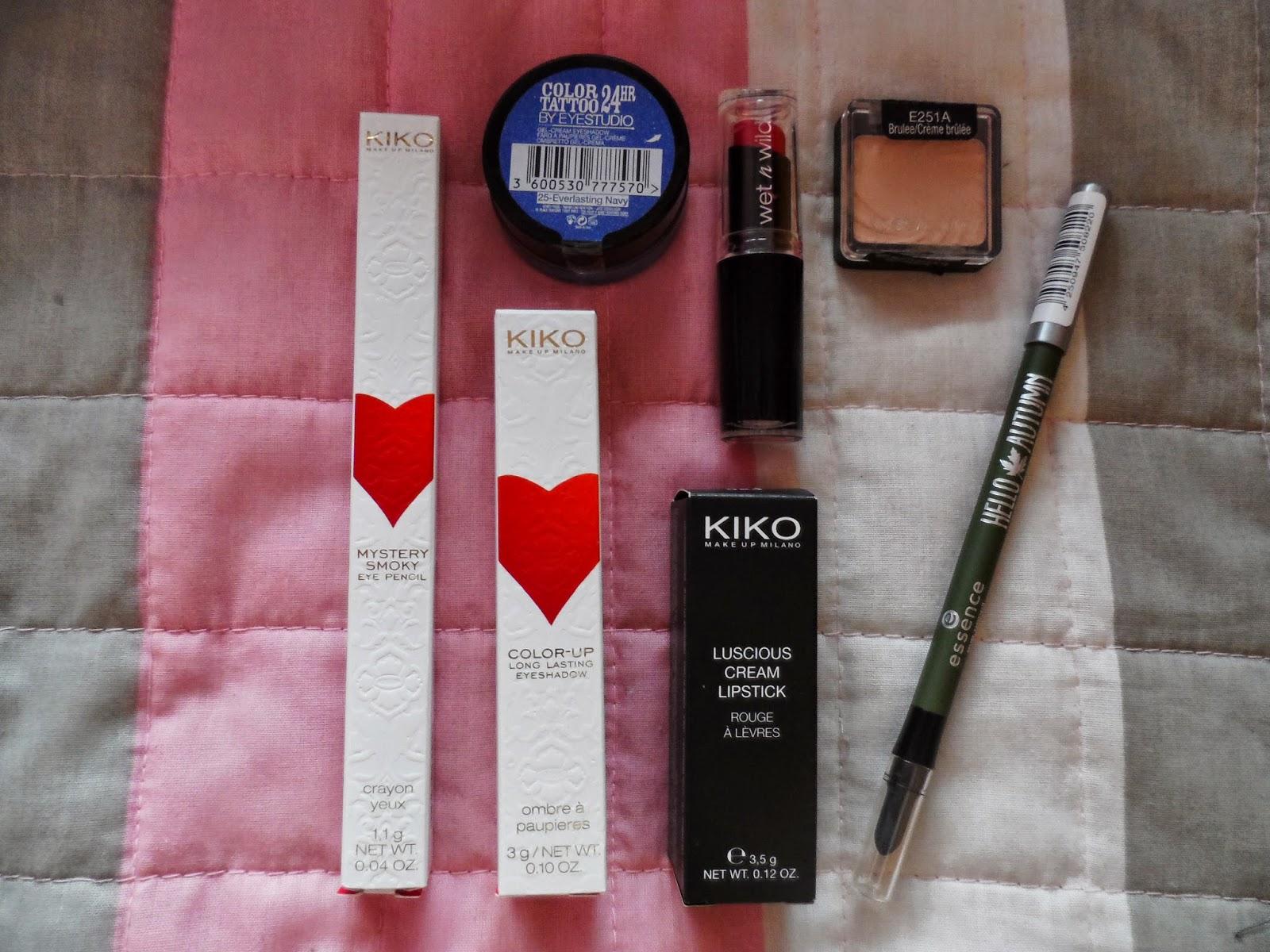 18c853c08bc Sayfa: Últimas compras de Maquillaje; Kiko, Essence, Wet n wild ...