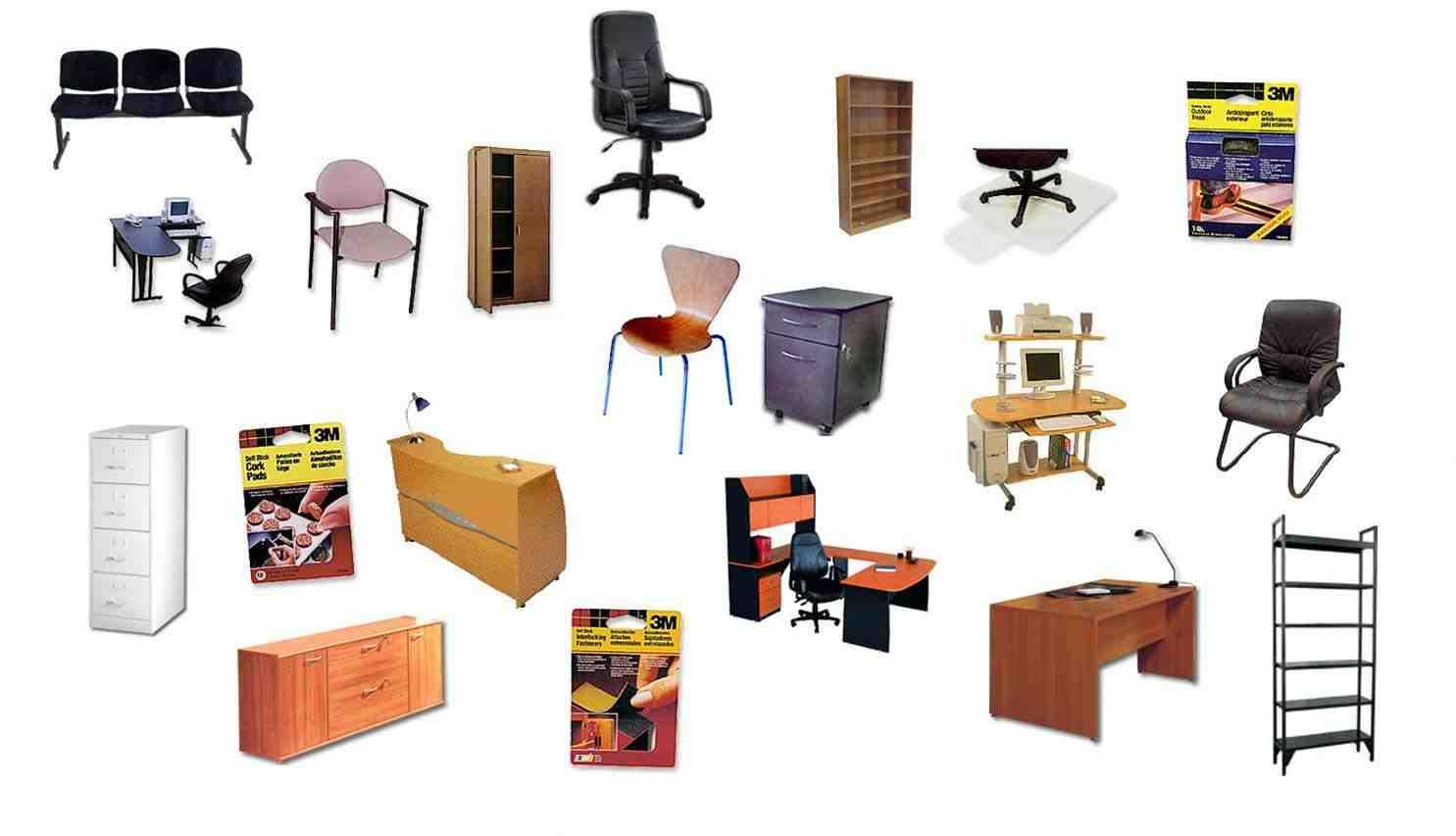 Patrimonio ugel sur for Lista de mobiliario para oficina