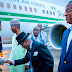 Buhari, Aisha arrive New York for UNGA