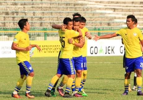 Prediksi Skor Bola Gresik United vs Sriwijaya FC 24 Juli 2017 Hari Ini