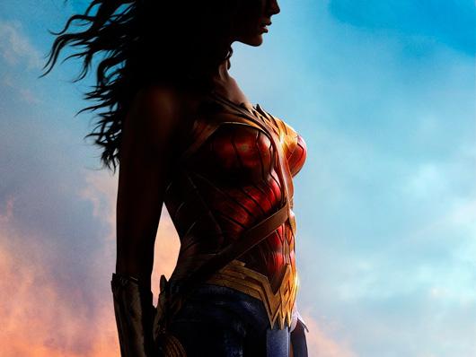 Tráiler en español de 'Wonder Woman' presentado en Comic-Con de San Diego