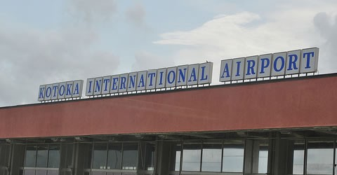Kotoka Airport's VVIP Lounge closed down