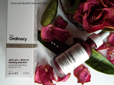 THE ORDINARY AHA 30% + BHA 2% Peeling wizaz