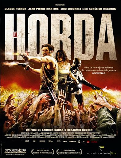 Ver La horda (La horde) (2009) Online