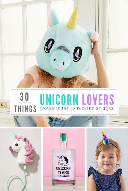 Gift Ideas for Unicorn Lovers - The Best Gift Finder