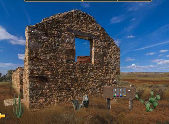 FirstEscapeGames Abandoned Homestead Escape