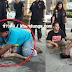 สลดใจ!! ยายวัย 60 ถูกกระบะชนเข้าเต็มๆ ยังถูกเหยียบซ้ำ ลูกชายกอดศพแม่ร่ำให้ใจแทบขาด !!