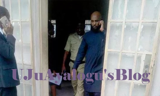 Magistrate grants Atiku's son interim custody of kids