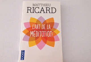L'art de la méditation Matthieu Ricard editions pocket