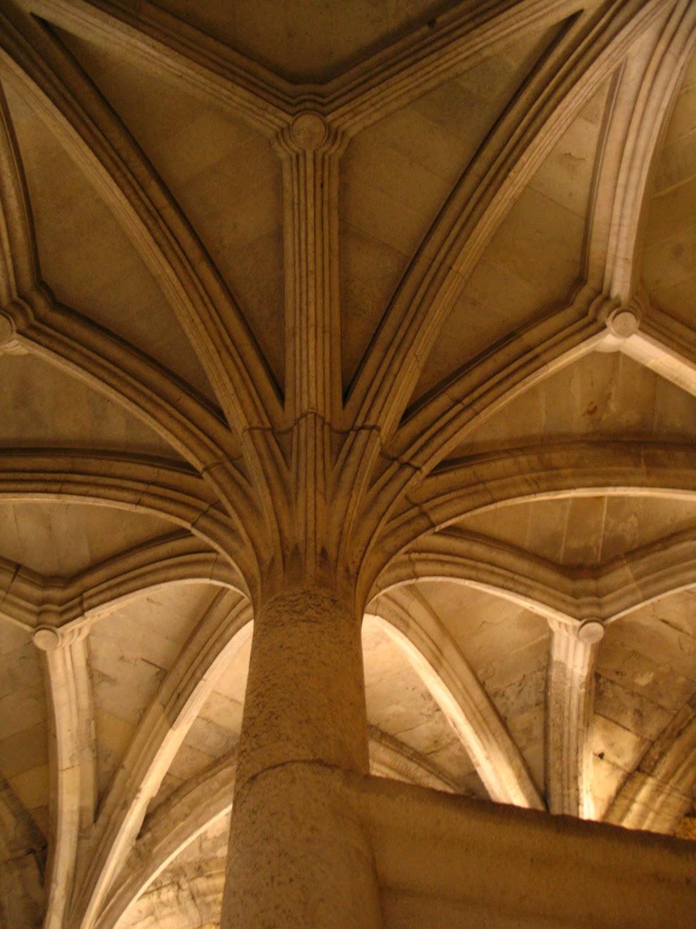 Chateau de Beynac Staircase