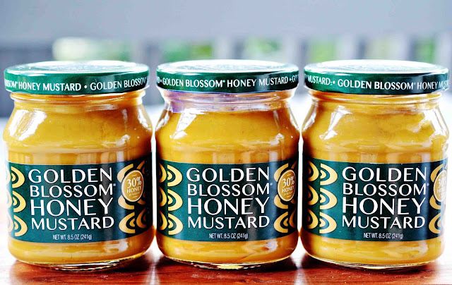 Golden Blossom Honey Mustard