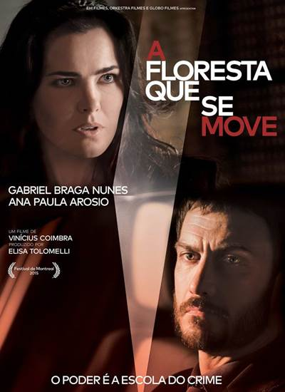 Baixar A Floresta Que Se Move RMVB DVDRip Torrent