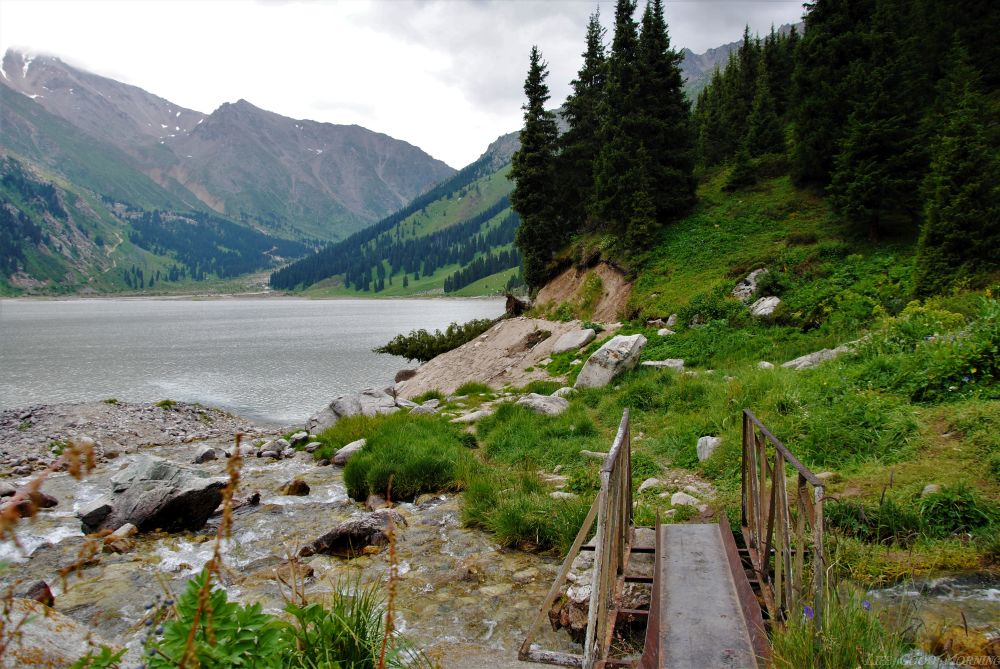 3 wyjątkowe górskie miejscówki w południowym Kazachstanie.