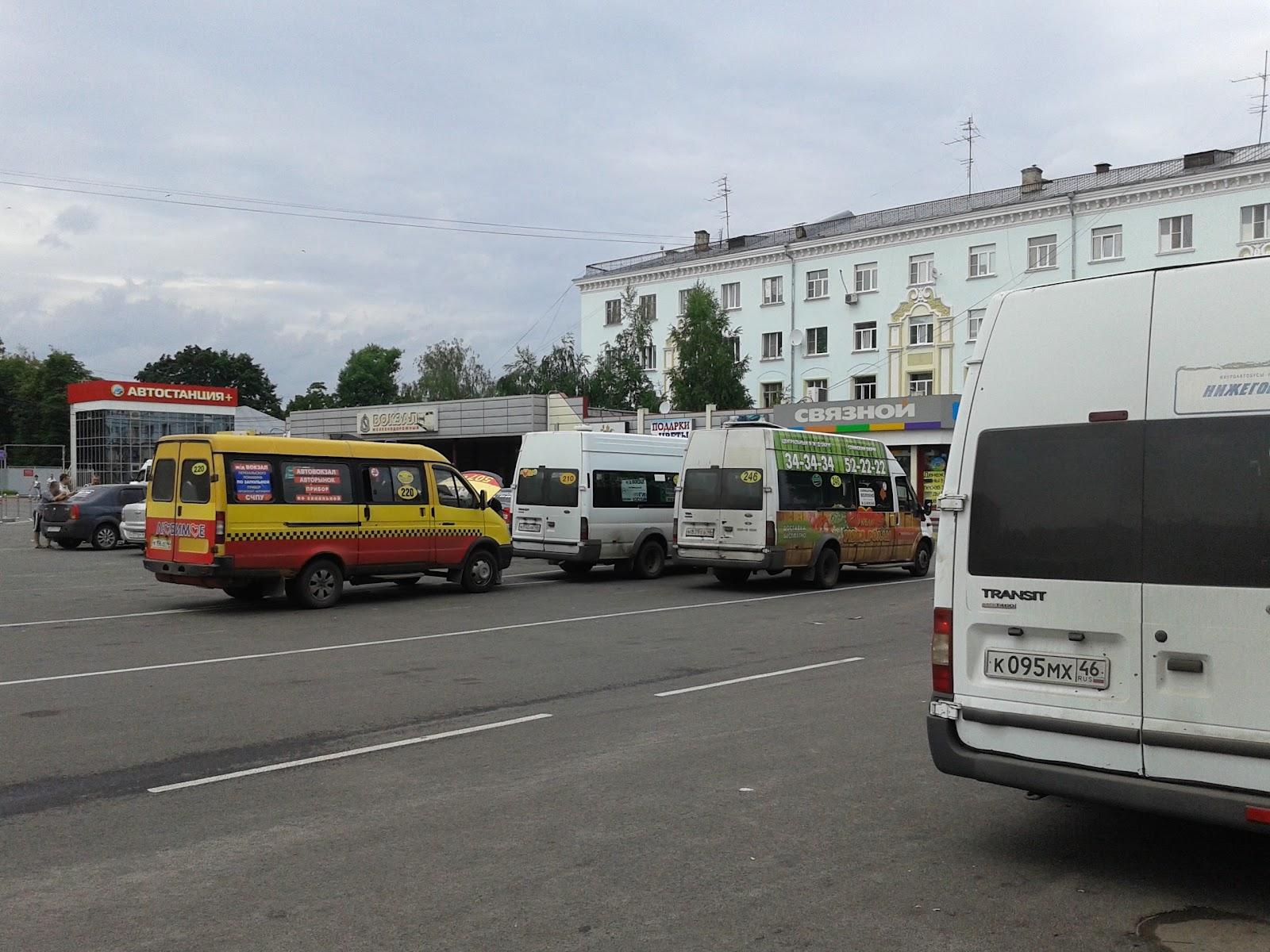 схема маршрутов общественного транспорта курска