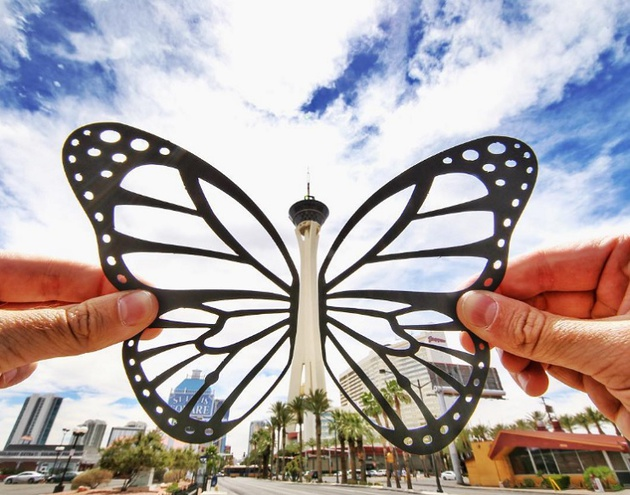Green Pear Diaries, fotografía, Rich McCor, Stratosphere, Las Vegas