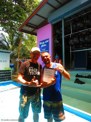 Testimonial by Igor of the March 2016 PADI IDC on Koh Phangan, Thailand