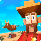 Blocky Bronco MOD Apk - Free Download Android Game