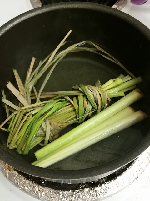lemongrass, boiling, tea, thailand, drink, how to