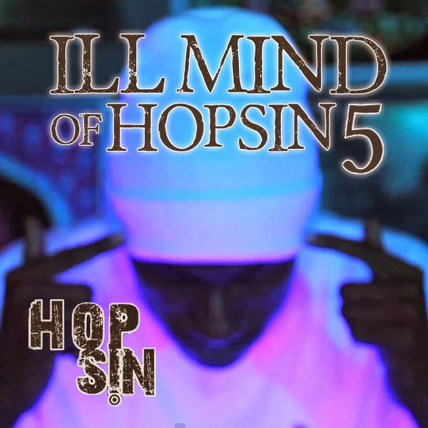 Hopsin - Ill Mind of Hopsin 5 - Single Cover