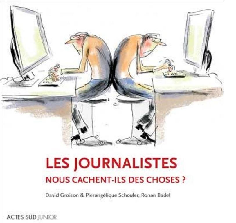 Résultats de recherche d'images pour «les journalistes nous cachent-ils des choses»
