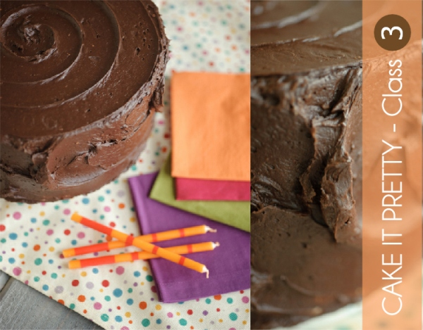 Classic Cake and Icing Recipes - via BirdsParty.com