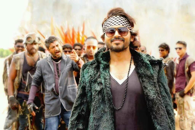 Karthi's Kaashmora Movie Latest Pics