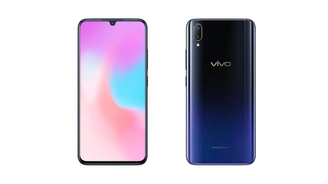 Vivo X21s launched price specifications in detail