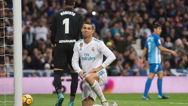 Cristiano Ronaldo mercato Real Madrid