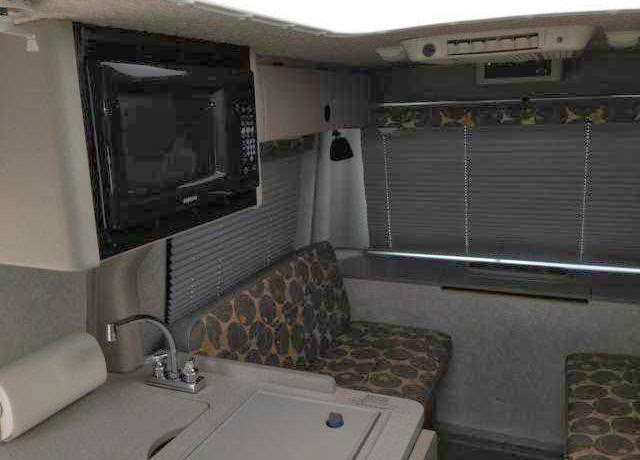 Used Rvs 2003 Volkswagen Rialta Rv By Winnebago For Sale