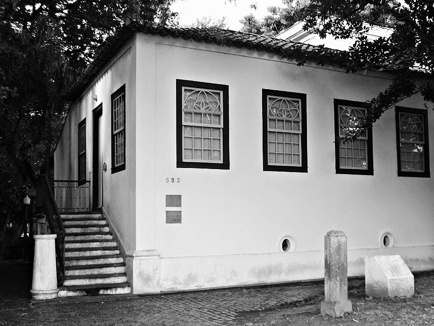 Solar Lopo Gonçalves: hoje, Museu de Porto Alegre