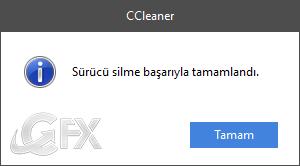 ccleaner-silme işlemi tamamlandı